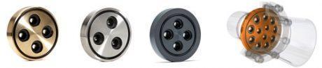 BT-Maric konstantflödesventiler typ klämskiva (DN20-DN400) som standard i mässing, rostfritt stål, U-PVC