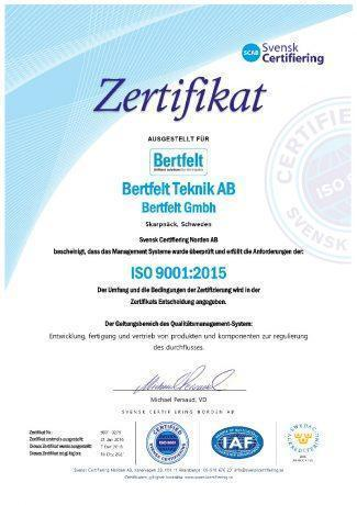 ISO 9001 und ISO 14001