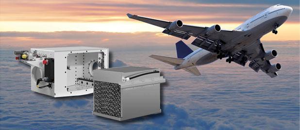 Case-Study – Befeuchtungsanlagen in Flugzeugen: Zur Vermeidung des Problems fiel die Entscheidung, BT-Maric-Durchflussbegrenzer vom Typ Einsatzhülsen zu verwenden. Diese gewährleisten, dass der Durchfluss konstant den vorab festgelegten Wert hält, wie stark der Druck auch schwanken mag.
