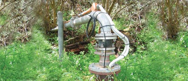 Etudes de cas dans l'irrigation: utilisation de limiteurs de débit BT-Maric pour limiter le débit d'eau à chaque point d'irrigation