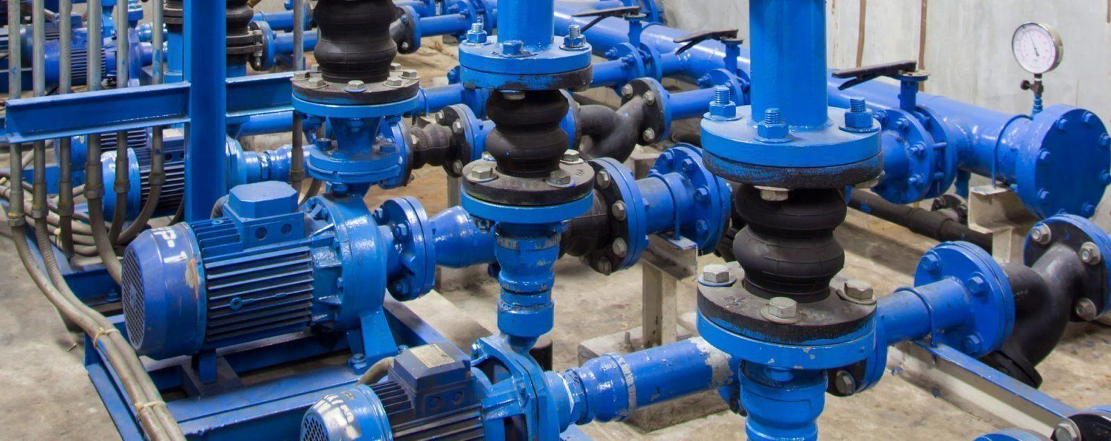 BT-Maric constant flow valves: to protecting centrifugal pumps from cavitation