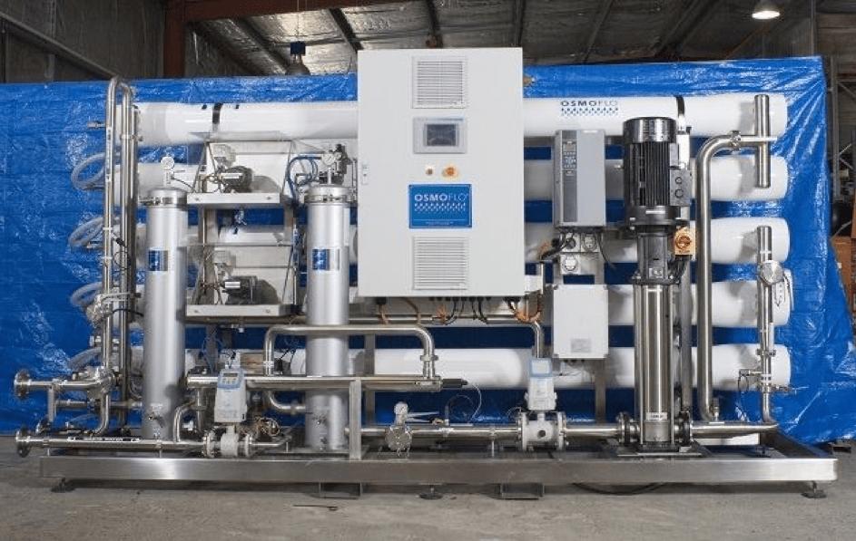 Solution sur mesure pour fabricants OEM: contrôle du débit en osmose inverse avec les limiteurs de débit sytème Maric